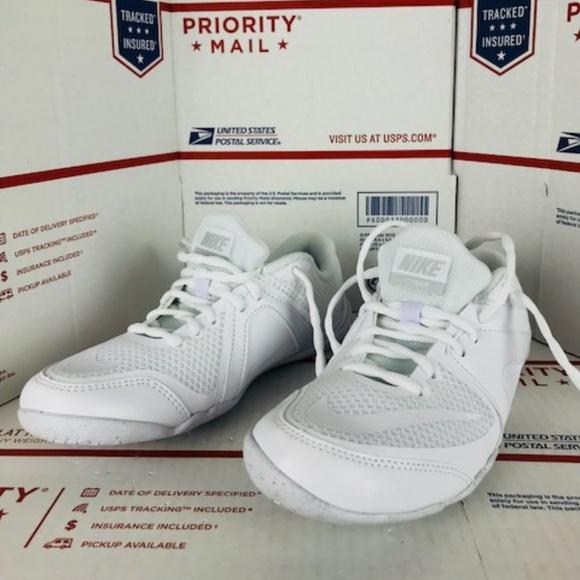 Womens Nike Scorpion Cheer 868319 100 Sz 5.5